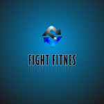 Fight Fitness Logo - Entry #198