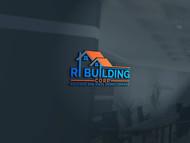 RI Building Corp Logo - Entry #304