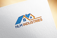 HLM Industries Logo - Entry #178