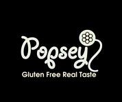 gluten free popsey  Logo - Entry #154