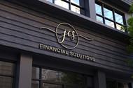 jcs financial solutions Logo - Entry #437
