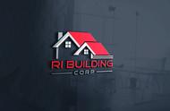 RI Building Corp Logo - Entry #150