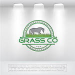 Grass Co. Logo - Entry #166