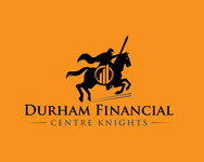 Durham Financial Centre Knights Logo - Entry #28