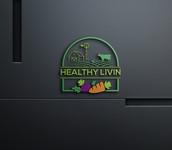 Healthy Livin Logo - Entry #508