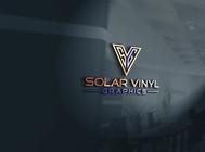 Solar Vinyl Graphics Logo - Entry #194