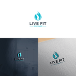 Live Fit Stay Safe Logo - Entry #293