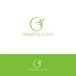 Healthy Livin Logo - Entry #240