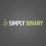 Simply Binary Logo - Entry #209