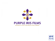 Purple Iris Films Logo - Entry #30