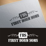 FIRST BORN SONS Logo - Entry #118