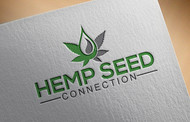 Hemp Seed Connection (HSC) Logo - Entry #34