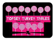 Topsey turvey tables Logo - Entry #111