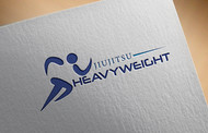 Heavyweight Jiujitsu Logo - Entry #25
