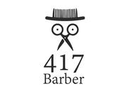 417 Barber Logo - Entry #87