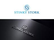 Stinky Stork Logo - Entry #51