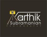 Karthik Subramanian Photography Logo - Entry #145