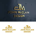 John McClain Design Logo - Entry #34