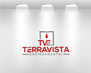 TerraVista Construction & Environmental Logo - Entry #58