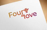 Four love Logo - Entry #25