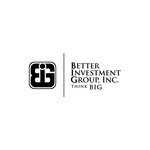 Better Investment Group, Inc. Logo - Entry #200