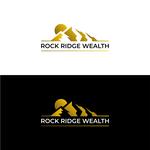Rock Ridge Wealth Logo - Entry #251