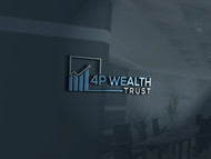 4P Wealth Trust Logo - Entry #251
