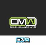 CMW Building Maintenance Logo - Entry #234