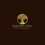 Golden Oak Wealth Management Logo - Entry #92
