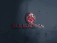 BLC Electrical Solutions Logo - Entry #98