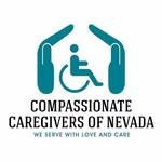 Compassionate Caregivers of Nevada Logo - Entry #80