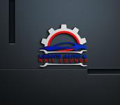 Leah's auto & nail lounge Logo - Entry #150