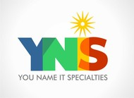 YNIS   You Name It Specialties Logo - Entry #44