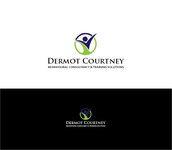 Dermot Courtney Behavioural Consultancy & Training Solutions Logo - Entry #24