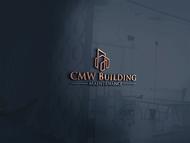 CMW Building Maintenance Logo - Entry #214