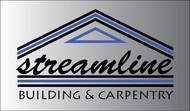 STREAMLINE building & carpentry Logo - Entry #71