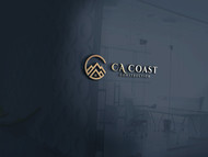 CA Coast Construction Logo - Entry #116