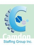 Camdon Staffing Group Inc Logo - Entry #80