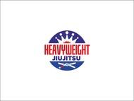 Heavyweight Jiujitsu Logo - Entry #302