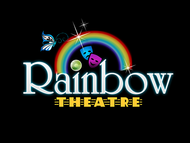 The Rainbow Theatre Logo - Entry #127