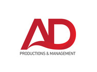 Corporate Logo Design 'AD Productions & Management' - Entry #30