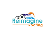 Reimagine Roofing Logo - Entry #38