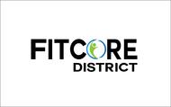 FitCore District Logo - Entry #41