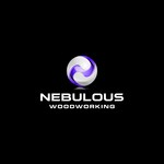 Nebulous Woodworking Logo - Entry #11