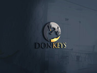 DONKEYS Logo - Entry #8