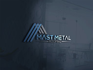 Mast Metal Roofing Logo - Entry #45
