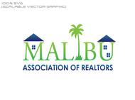 MALIBU ASSOCIATION OF REALTORS Logo - Entry #11