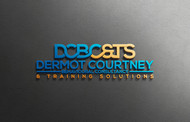 Dermot Courtney Behavioural Consultancy & Training Solutions Logo - Entry #91