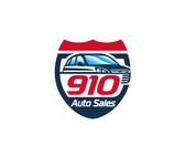 910 Auto Sales Logo - Entry #19