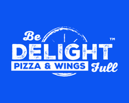 DELIGHT Pizza & Wings  Logo - Entry #54